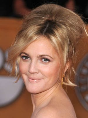2010 Screen Actors Guild Awards: Drew Barrymore