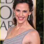 Golden Globes 2010 Beauty: Jennifer Garner