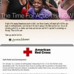 Josie Maran Donating 50% Of Proceeds to Haiti