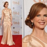 Golden Globes 2010 Beauty: Nicole Kidman