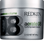 Redken Aerate 08 Bodifying Cream-Mousse