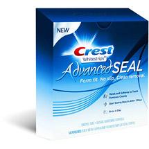Crest Advanced Seal White Strips