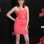 Kristen Stewart's Hairstyle At The Runaways Premiere