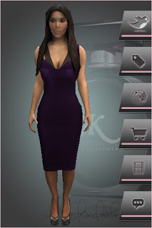 Kim Kardashian iPhone Application: Yes, There's Even An App For That.