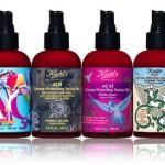 Kiehl's Earth Day 2010 Limited Edition Acai Spray by Jeff Koons, Pharrell Williams, Julianne Moore, Malia Jones