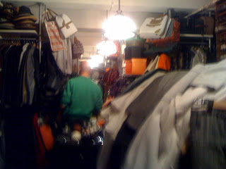 What's On Robert Verdi's Vanity?/Robert Verdi's Closet of Dreams