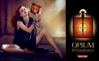 YSL Opium Eau De Parfum Gets A Makeover