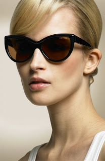 Convertiblewear: Tom Ford Anouk Sunglasses and Headscarf