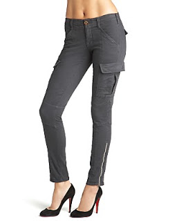 "J Brand ""Houlihan"" Skinny Cargo Pants"