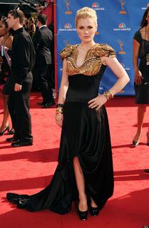 Emmys 2010 Beauty: Anna Paquin
