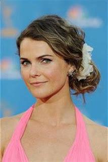Emmys 2010 Beauty: Keri Russell