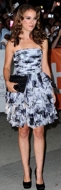Get The Look: Natalie Portman at the Black Swan Premiere