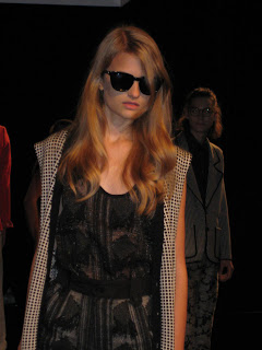 Fashion Week Spring 2011 Beauty: Timo Weiland