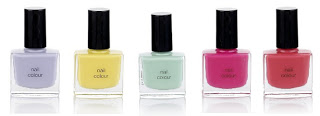 Random Beauty Product from Another Country I'm Irrationally Obsessed With: Marks & Spencer Nail Polish