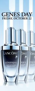 Beauty For A Good Cause: Celebrate LancômeGenes Day