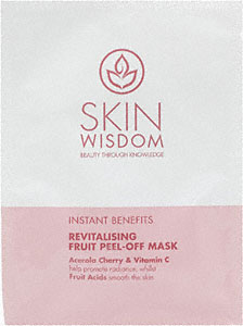 Random Beauty Product from Another Country I'm Irrationally Obsessed With: Tesco Skin Wisdom Instant Benefits Peel-off Mask