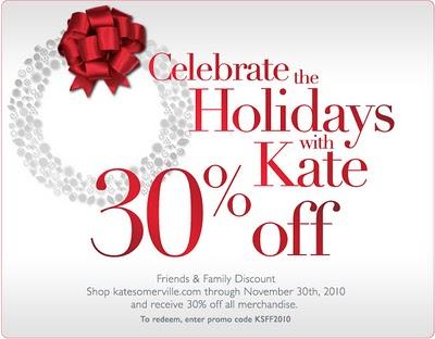 30% Off: Kate Somerville
