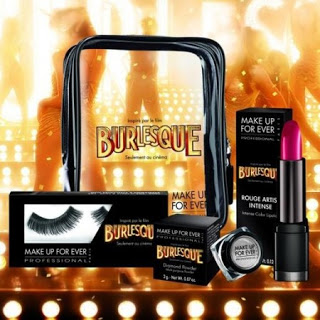 """Make Up For Ever To Release """"Burlesque"""" Collection"""