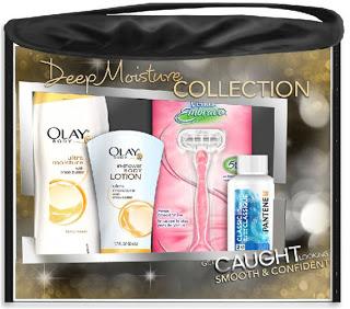 Giveaway: P&G Beauty & Grooming Deep Moisture Gift Set