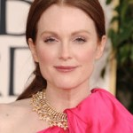 Get The Look: Julianne Moore At The 2011 Golden Globe Awards