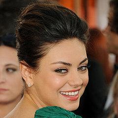 Get The Look: Mila Kunis' Makeup At The 2011 Golden Globes