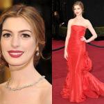 2011 Oscars Makeup: Anne Hathaway