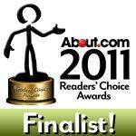 Vote For BBJ As Best Beauty Blogger On About.com's Skin Care Readers' Choice Awards!
