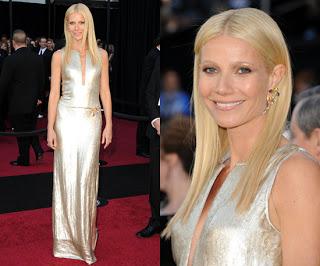 2011 Oscars Hair: Gwyneth Paltrow