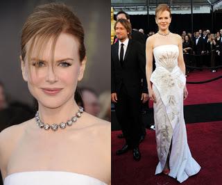 2011 Oscars Makeup: Nicole Kidman