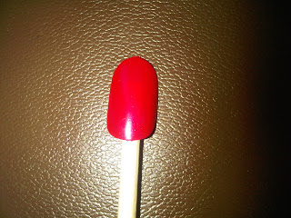 Mani Of The Mo': Salon AKS' The Right Red