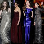 Oscars 2011 Makeup: Anne Hathaway's Nine Looks!