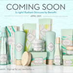 Benefit Cosmetics' b.Right Skin Care Line!