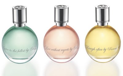 Reese Witherspoon Expressions Fragrance Review