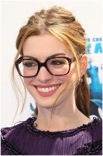Get The Look: Anne Hathaway's Makeup At The 'Rio' Premiere in Los Angeles