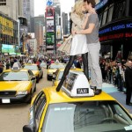 DKNY Fragrances Stops Traffic In Times Square: DKNY Original