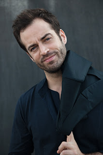Benjamin Millepied Is The Face Of The Next Male YSL Fragrance