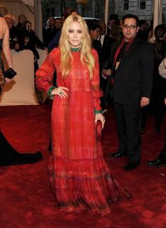 MET Ball 2011: Mary Kate Olsen