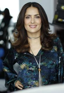 Beauty News: Salma Hayek To Launch Nuance Beauty Line