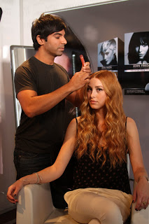 Get The Look: Whitney Port's Strawberry Waves