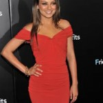 Mila Kunis' Hairstyle At The Friends With Benefits Premiere