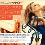 Rebecca Minkoff Endless Summer Sale