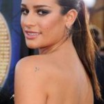 """Beauty Breakdown: Lea Michele's Hairstyle at the """"Glee: The 3-D Concert Movie"""" Premiere"""
