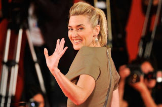 "Beauty Breakdown: Kate Winslet At The ""Carnage"" Premiere"