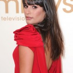 Emmys 2011 Makeup & Hairstyle: Lea Michele