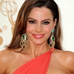 Emmys 2011 Hairstyle & Makeup: Sofia Vergara