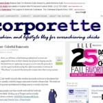 Guest Post On Corporette: Lash Extensions & The Professional Woman