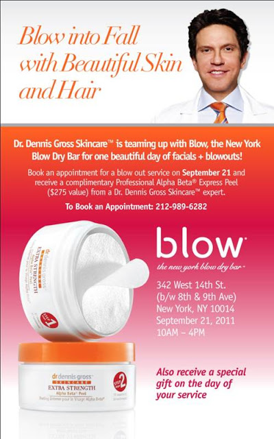 Dr. Dennis Gross Is Teaming Up With Blow