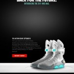 Back To The Future Sneakers On Sale