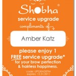 Mention My Name At Shobha, Get A Free Upgrade