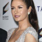 Get The Look: Catherine Zeta Jones At Motion Picture & Television Fund